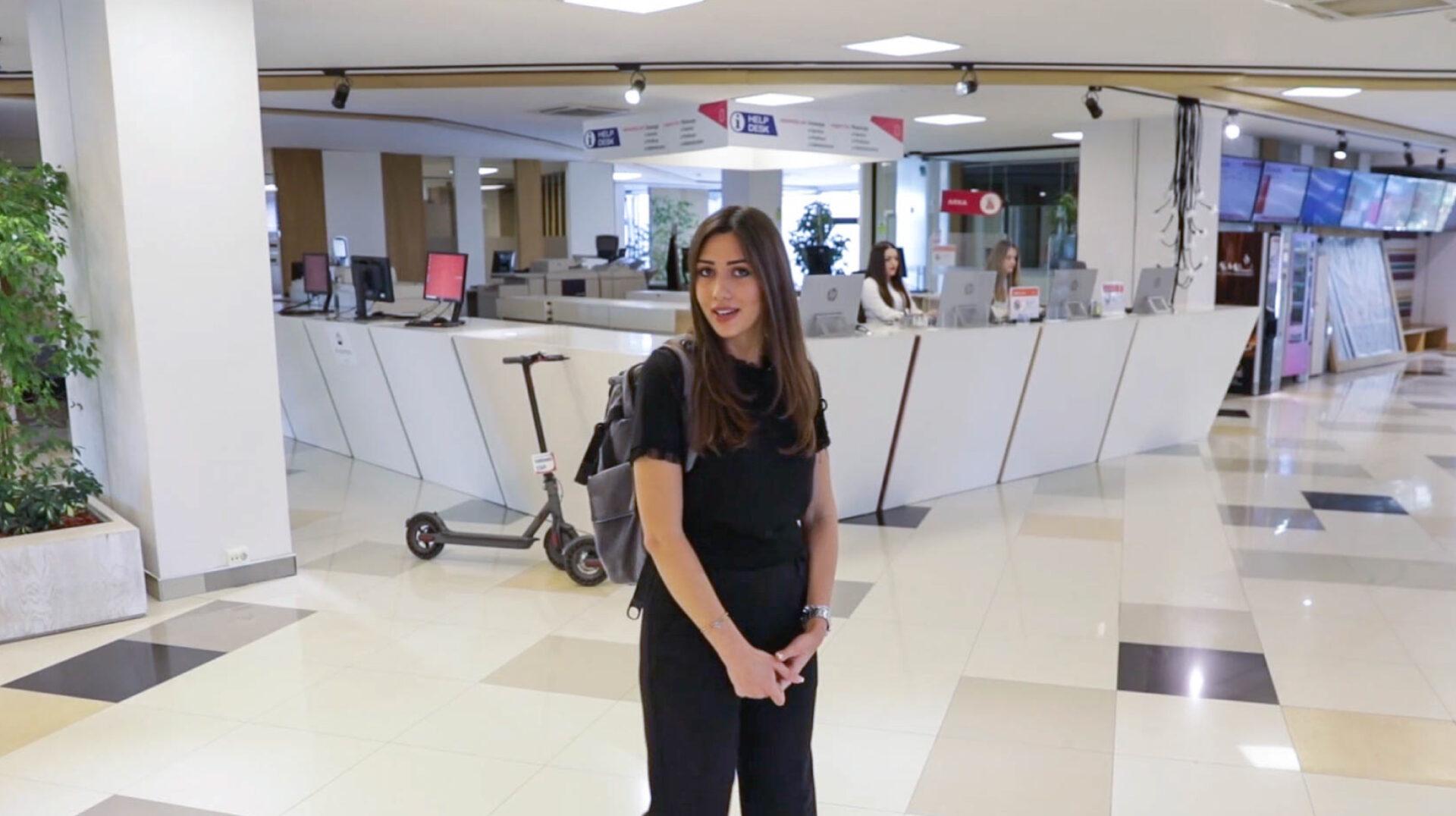Zbuloni kampusin e Kolegjit AAB në Prishtinë
